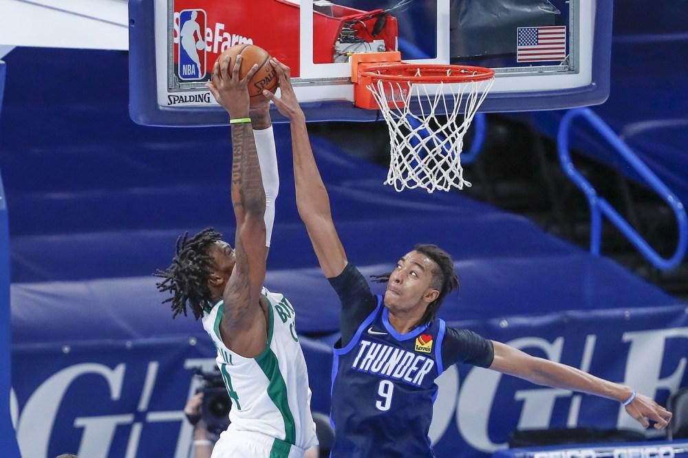 Celtics beat Thunder 111-94