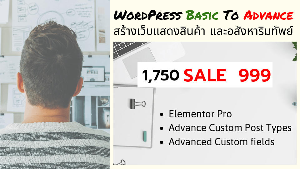 wordpress Basic to advance