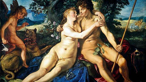 ncesto mitologia griega adonis a