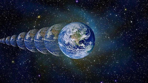 Cosas extrañas del universo: Universos paralelos