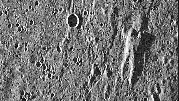 Cosas extrañas del universo: El humanoide de Mercurio