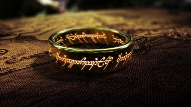 Resultado de imagen de el señor de los anillos