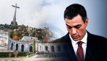 """La Fundación Franco reta a Sánchez: """"La profanación de la tumba está más lejos del 10J de lo que imagina"""""""