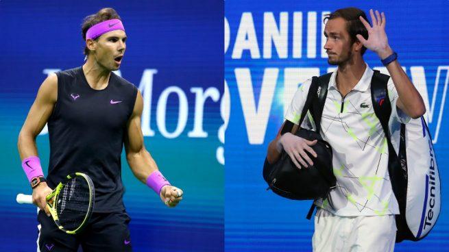Rafa Nadal vs Medvedev: Final US Open 2019, hoy en directo