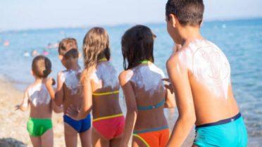 Protector solar y niños: preguntas y respuestas para un correcto uso