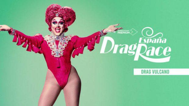 Drag Vulcano, concursante confirmada de 'Drag Race España'