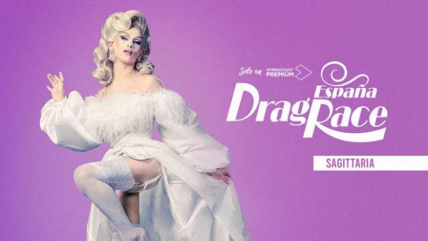 Sagittaria, concursante de 'Drag Race España'