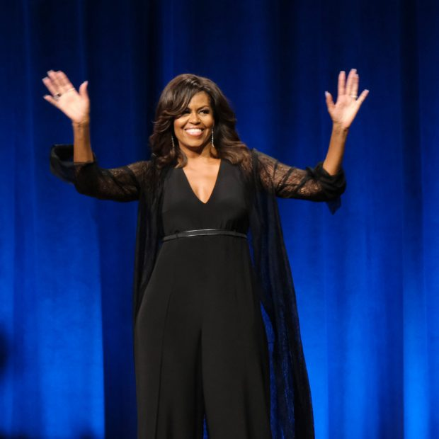 Michelle Obama the actress: all the barriers that the former first lady has broken