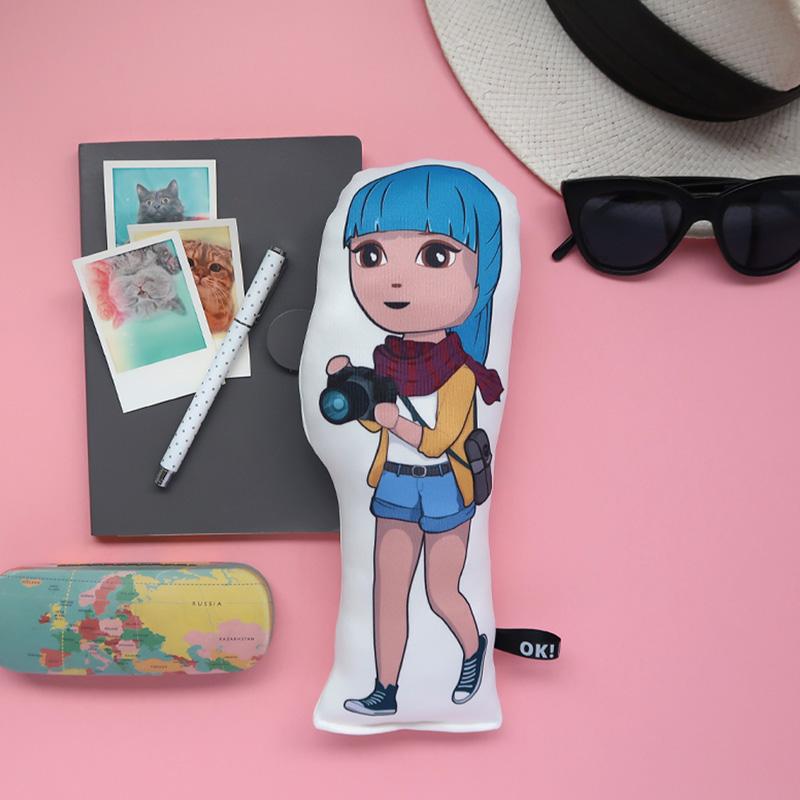 Phoebe the Photographer - OK!Dolls Arts Squad