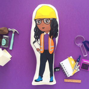 Emma the Engineer doll by OK!Dolls