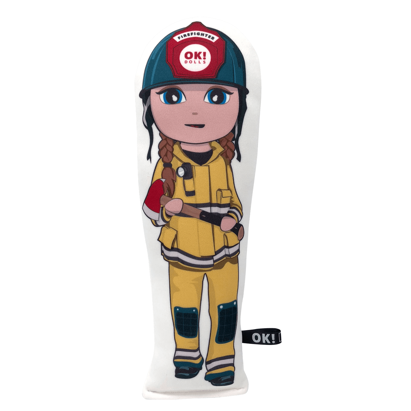 firefighter doll