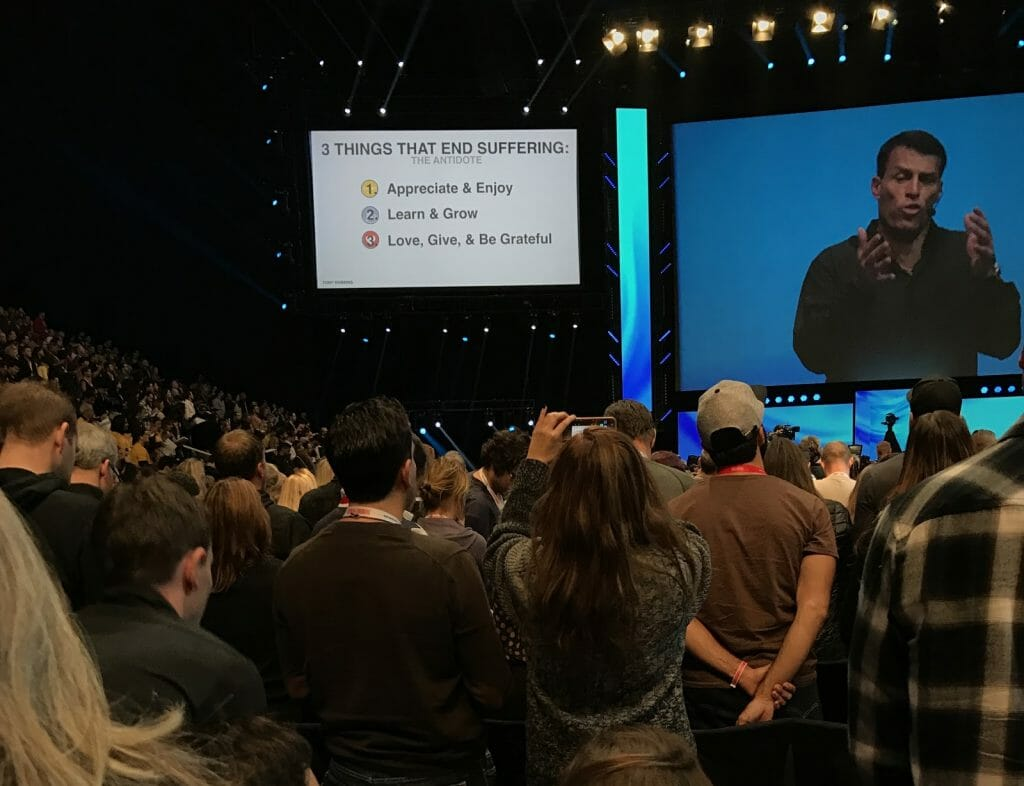 Why I Walked Out On Tony Robbins