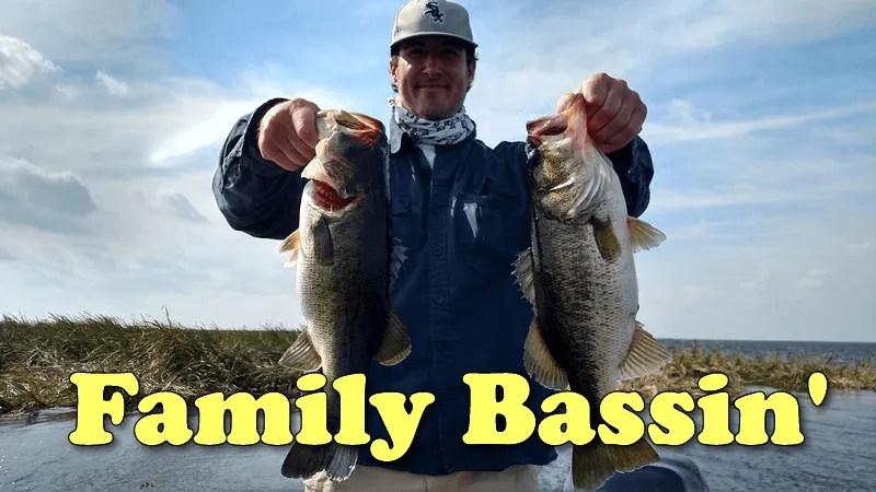 Amazing Family Trip on Lake Okeechobee- Harney Pond