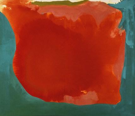 Helen Frankenthaler, Canyon, 1965