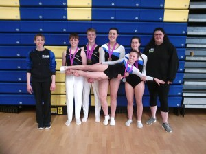 South West squad places for Okehampton Flyers!