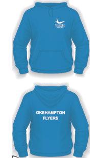 Okehampton Flyers Club hoody