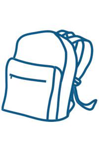 Club rucksack