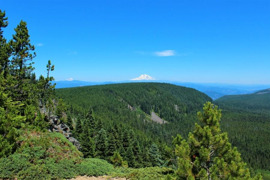 Mt. Adams, Mt. Ranier, Oregon, hiking, outdoors, landscape photography