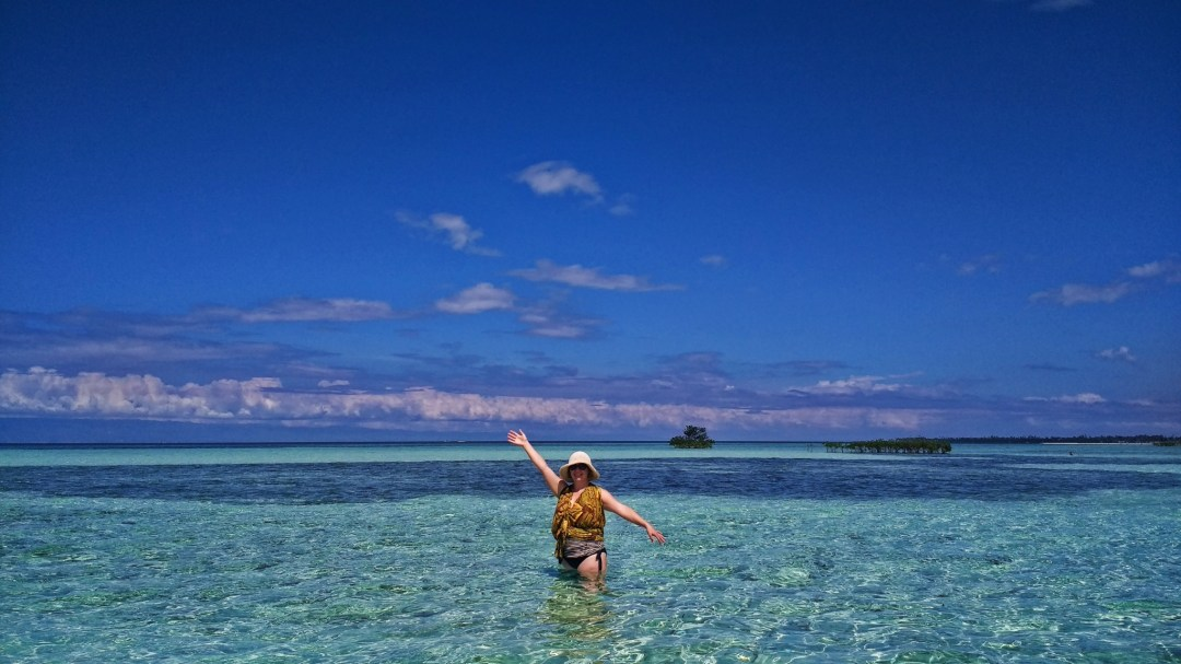 Virgin Island, Philippines.