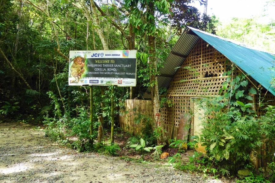 Tarsier Conservation Center.