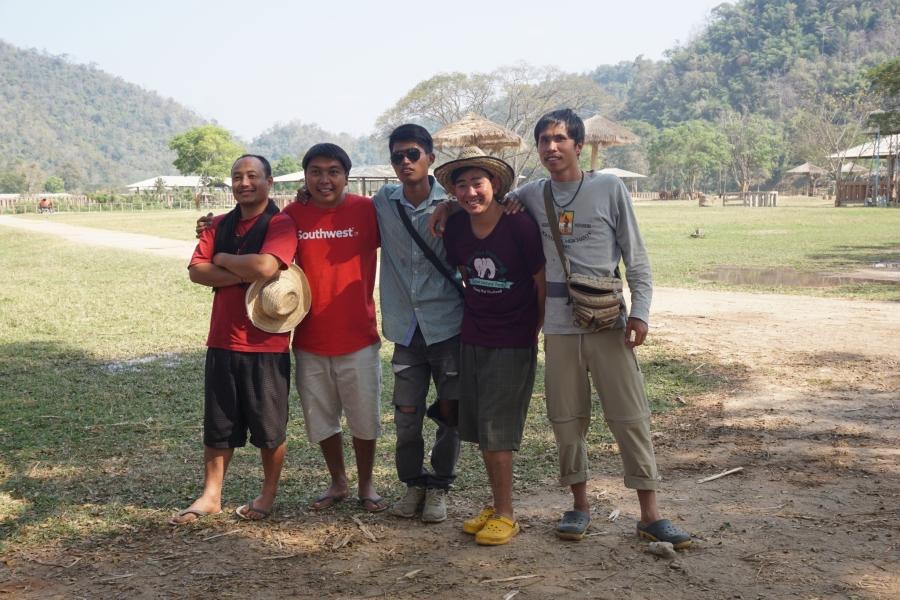 volunteer coordinators, Elephant Nature Park, Thailand, responsible tourism, culture,
