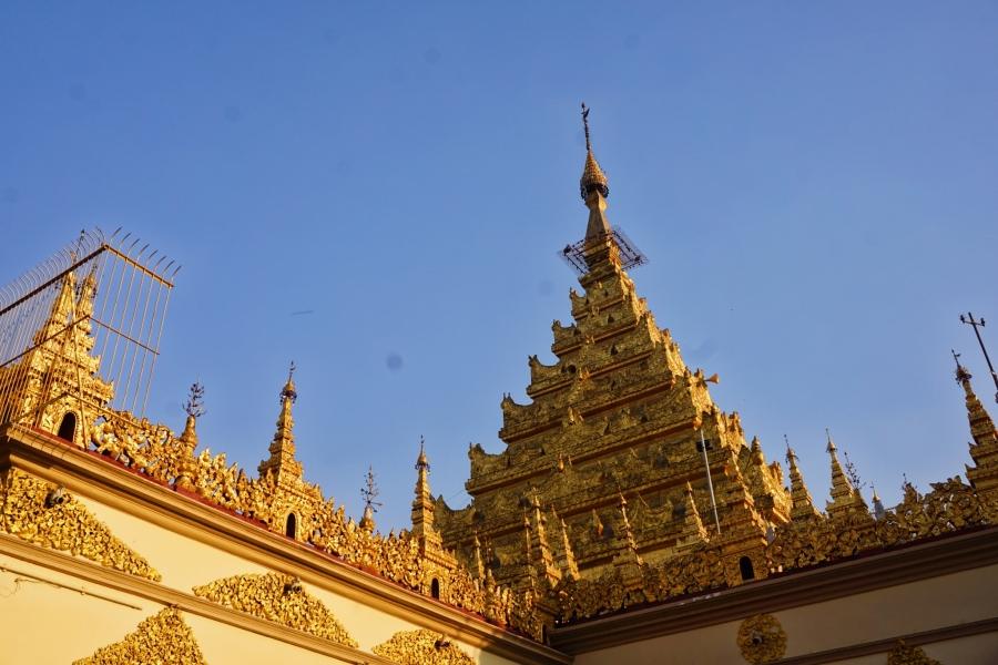 temples, Mandalay, Myanmar, pilgrimage, motorbike tour