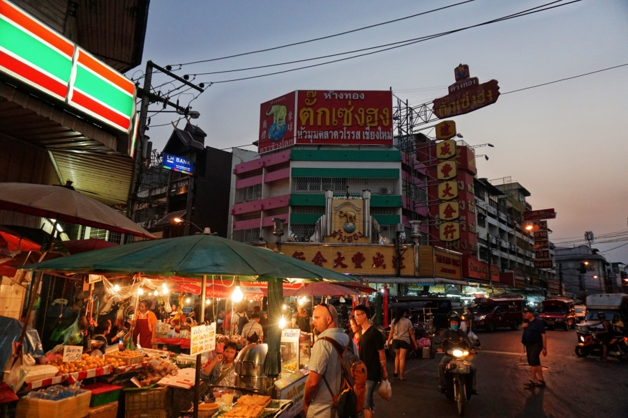 Warorat Market in Chiang Mai, Thailand is a shopper's paradise.