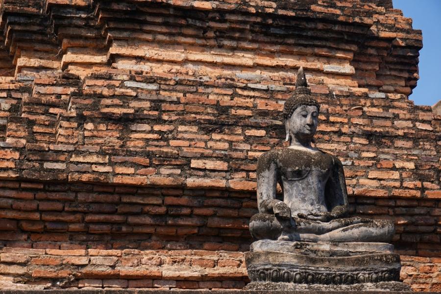 Sukhothai, Thailand, Buddhism, history, temples, ruins