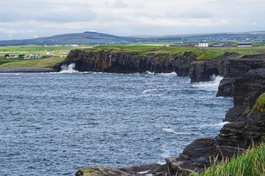 Doolin on the Wild Atlantic Way