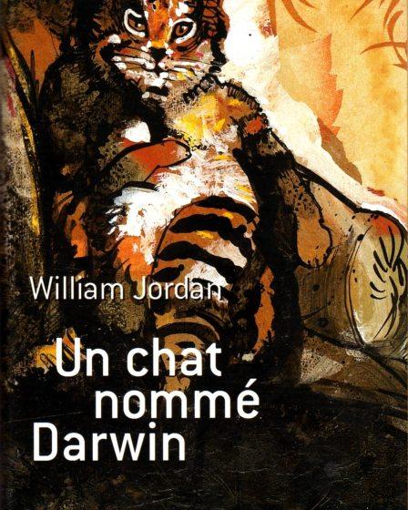 un chat nomme darwin 217919 - Un chat nommé Darwin
