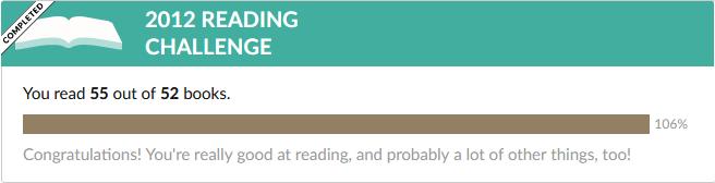 Screenshot 2020 12 19 Goodreads 2012 Year in Books - Challenges Goodreads