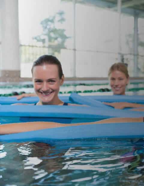 Aquasalud | Actividades Okeymas Fitness Club