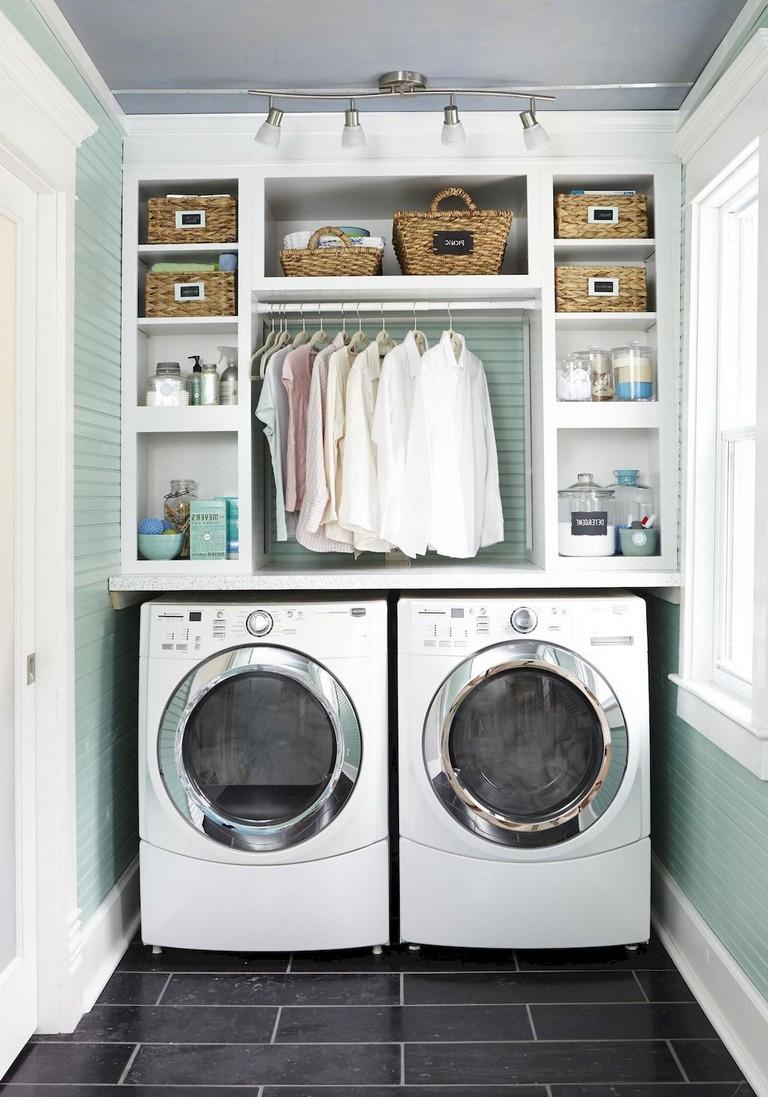 28+ Smart Laundry Room Storage Organization Ideas - Page ... on Laundry Room Organization Ideas  id=83578