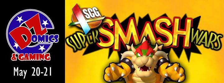 Super SMASH Wars!