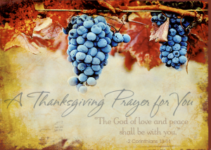 Happy Thanksgiving from Finding Gems & Sharing Them 2014!