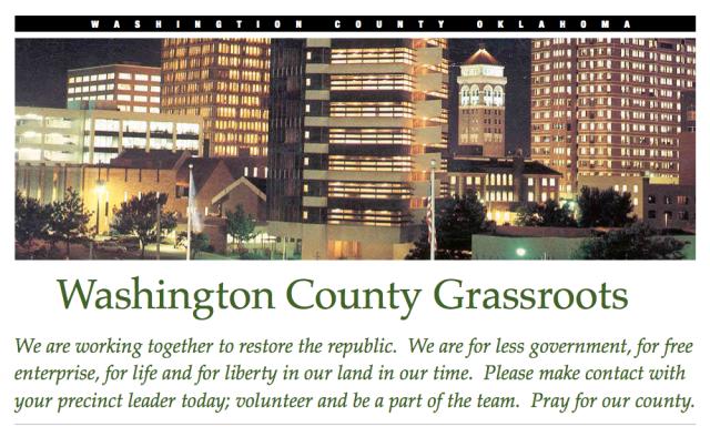 Washington County Prayer Team Potluck Thursday Night June 20th