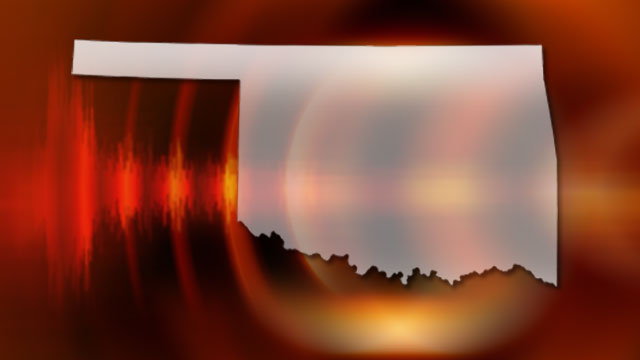 Earthquakes near Spencer Oklahoma measuring up to 3.3 on Richter Scale