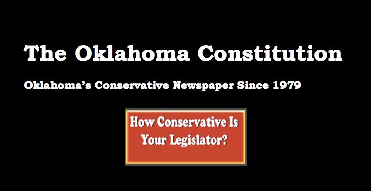 The Oklahoma Constitution Button