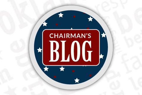 OKGOP Chair Calls For New Election Of State Chairman