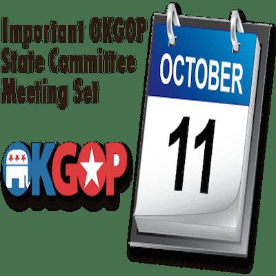 Editorial: OKGOP Cannot Risk Novice Leadership