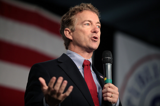 Rand Paul Suspends Presidential Campaign But Not Efforts for Liberty!