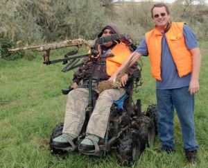 Should Hunters Confined to a Wheelchair Pay Extra in Oklahoma?