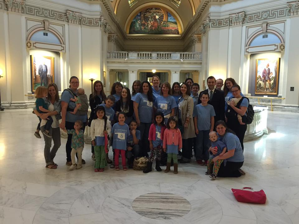 Parental Rights Vaccines goes to Governor