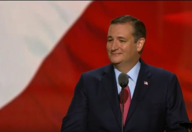 "The Cruz Freedom Speech: ""I Want To Congratulate Donald Trump"""