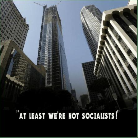 Editorial: 'Tall Building' Fascists