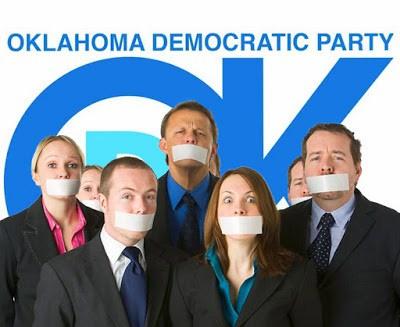Liberal Legislators Gagged By OK Democrat Leadership