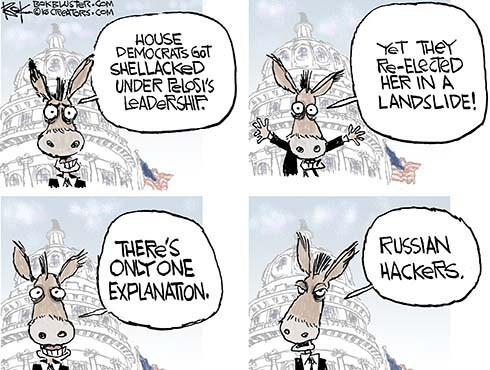 Nancy Pelosi House