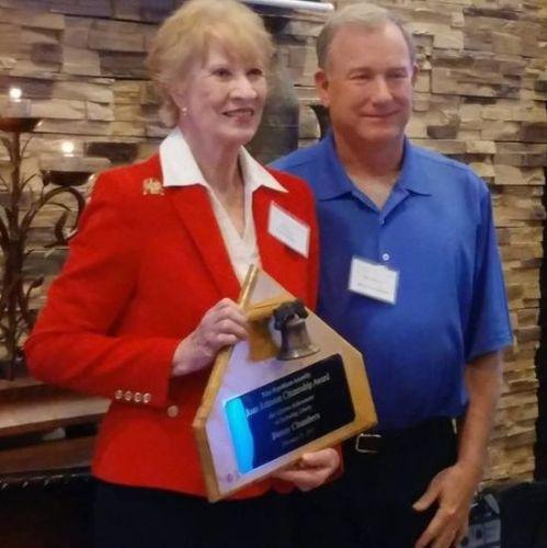 TARA:  OKGOP Matriarch, Bunny Chambers, Receives Lifetime Achievement Recognitions
