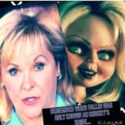 Fallin's Own Words & Actions Come Back to Haunt Her