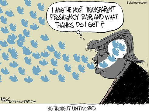 Transparent Tweeter Meter
